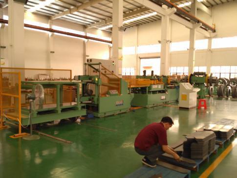 Automatic Transformer Core Cutting Line