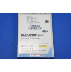 Ethicon Ultrapro Macroporous Partially Absorbable Mesh (Umm3)