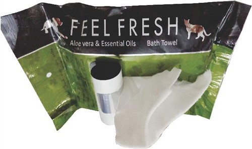 FEEL FRESH BATH TOWEL 20N