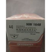 Ethicon Synthetic Absorbable Monocryl (Poliglecaprone 25) (NW1648)