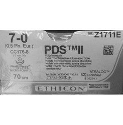 Ethicon Synthetic Absorbable Pds Ii (Polydioxanone) (Z1711E)