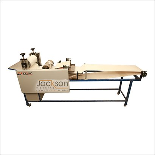 Masala Papad Making Machine Capacity: 200-400 Kg/Hr