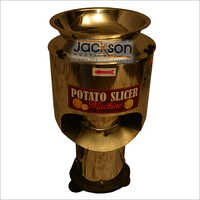 Potato Slicer Machine Manufacturer, Supplier In Ahmedabad