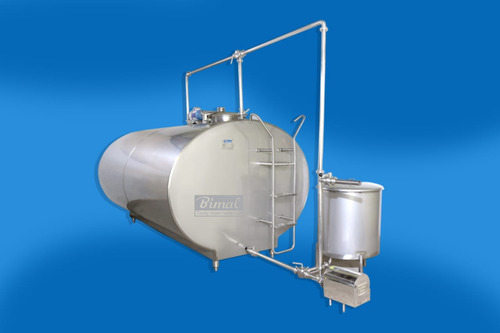 Bulk Milk Cooler-3000-5000 Ltr