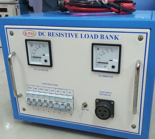 DC RESISTIVE LOAD BANK