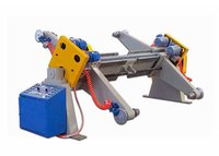 Electrical Shaftless Mill Roll Stand Machine For Corrugated Paperboard Production Line