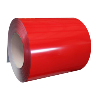 Color Coated Galvanized Coil