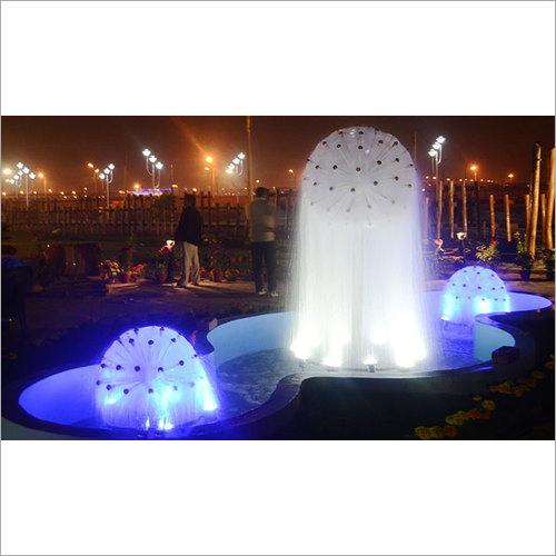 LED Ball Fountain