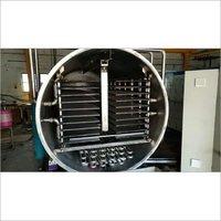vacuum freeze drying