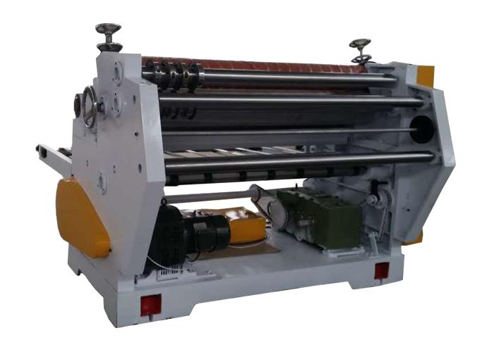 Multi Color Paper Sheet Cutter Machine , Paper Sheeting Boring Machine 2.2KW