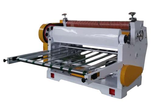 Reel Paper Sheet Cutting Machine , Customized Paper Box Manufacturing Machine