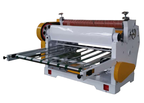 Reel Paper Sheet Cutting Machine , Customized Paper Box Manufacturing Machine