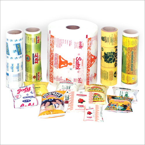 Ghee Packing Film Roll