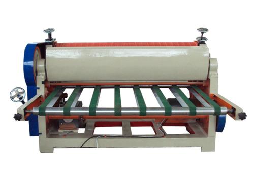 60 Times/Min Corrugated Cardboard Production Line Medium Sheet Cutter / Boring Machine