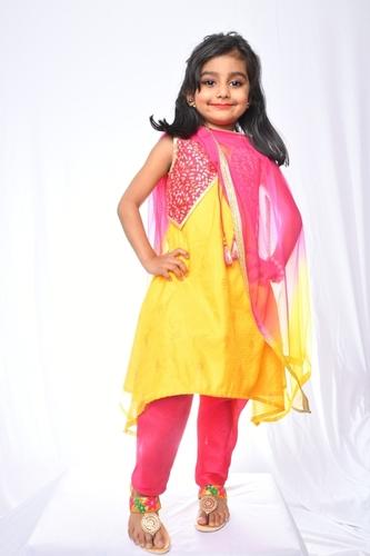 Kids Designer Ghagra Choli