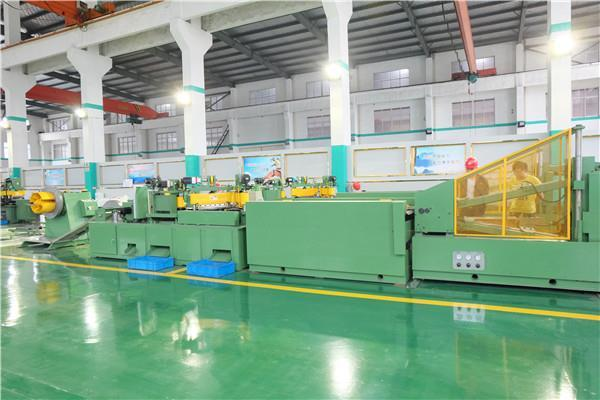 300/400/600 Step Lap Core Cutting Machine For Transformer Core Making