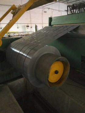 Silicon Steel(CRGO) Slitting Line