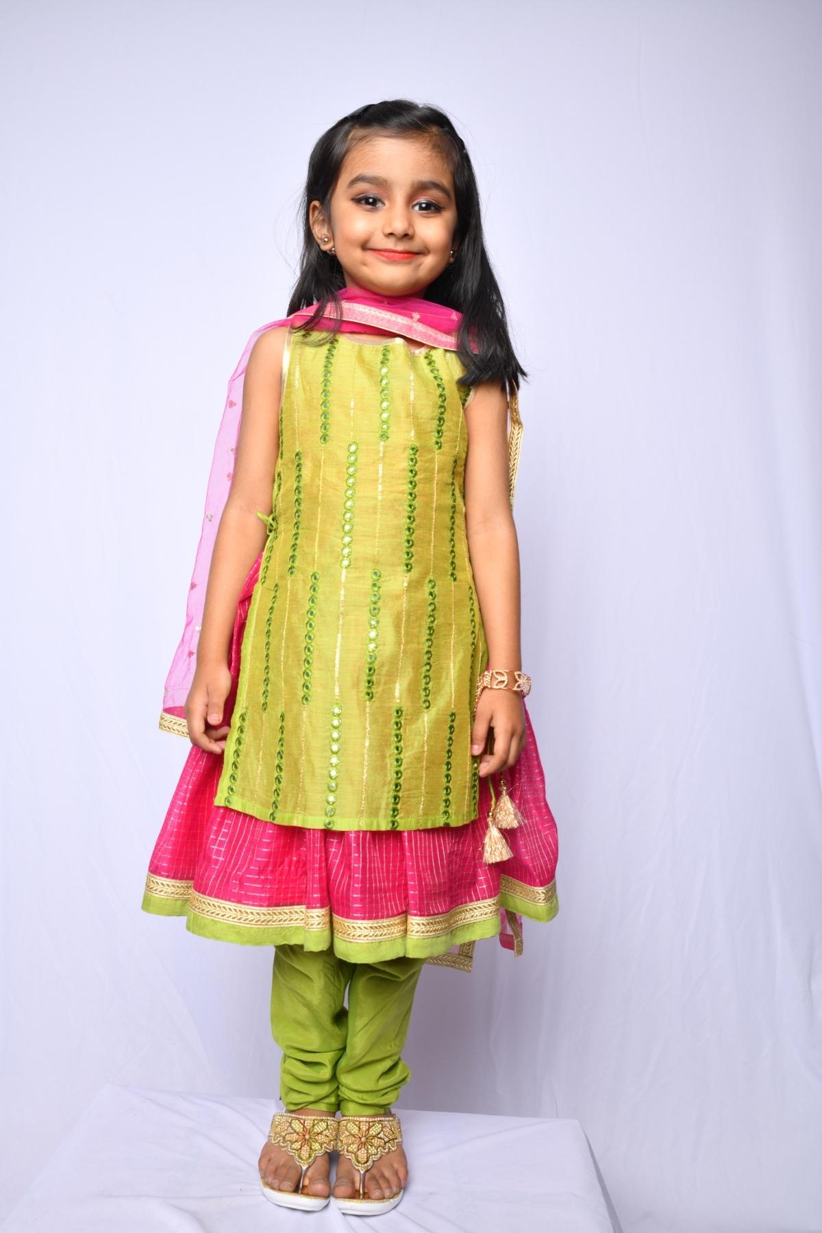 Kids Ghagra Choli