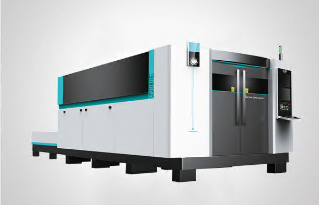 Fiber Laser Cutting Machine 3015H