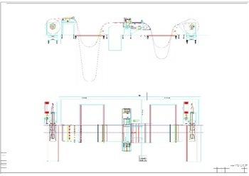 ZJX1250 Silicon Steel (CRGO) Coil Longitudinal Cutting Line/Slitting Line