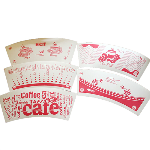 Eco Friendly Disposable Paper Cup Raw Material