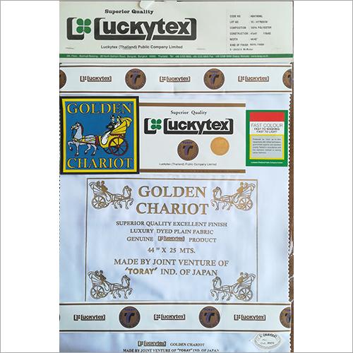 Golden Chariot Spun Polyester Fabric