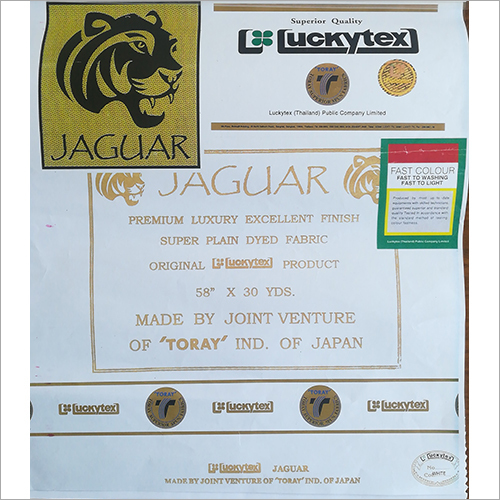 Jaguar Spun Polyster fabric