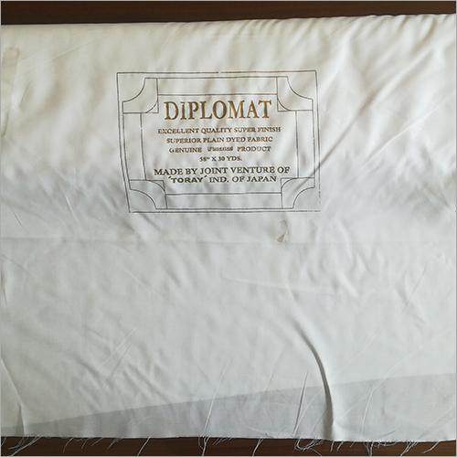 Plain Spun Polyester Fabric