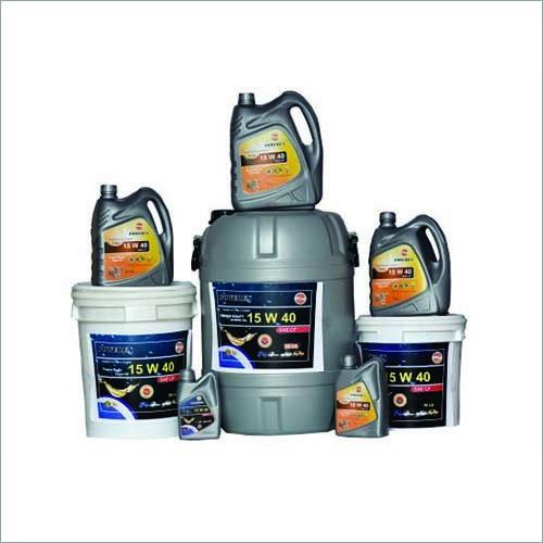Powerex 15W40 CF Automotive Oil