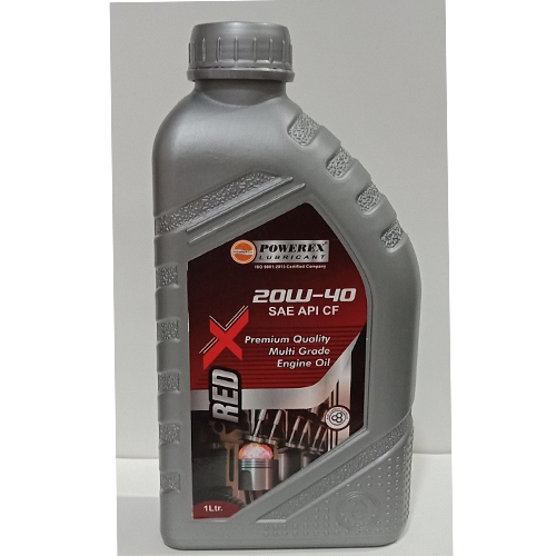 Powerex 20W40 CF Engine Oil