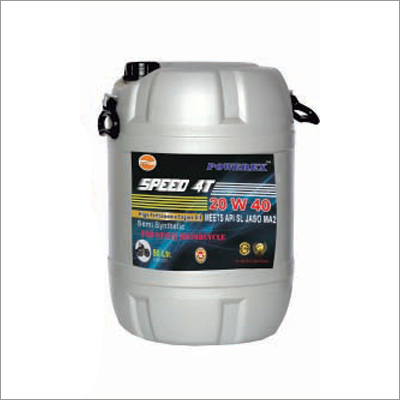 20 W 40 Automotive Oil