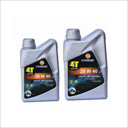 20W 40 Automotive Oil Jerry Can