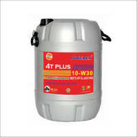 4T PLUS 10 W 30 Automotive Oil Drum