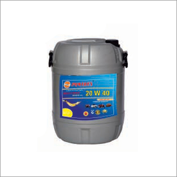 20W40 Automotive Oil Drum