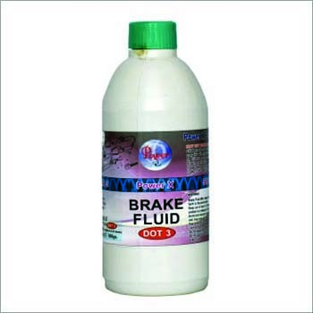 Powerex DOT-3 Brake Fluid