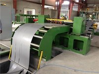 CRGO / CRNGO Silicon Steel Slitting Line