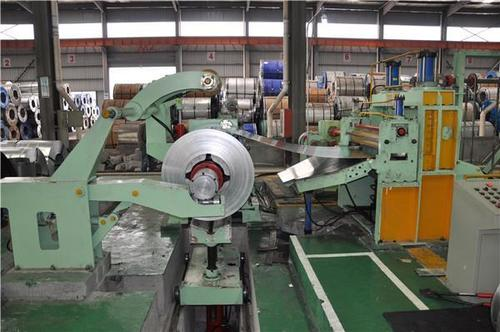 High Speed CRGO & CRNGO Silicon Steel Slitting Line For Transformer Core Production