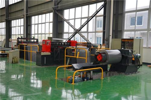ZJX1000/1100/1250 CRGO Silicon Steel Coil Slitting Line For Transformer Core Production