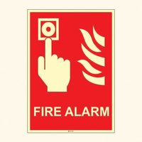 Fire Equipment Sign FS 20