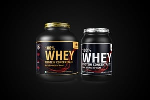 Whey Protein Concentrate (Rich Source of BCAA)
