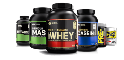 Gold Standard Whey (Source of Proteins)