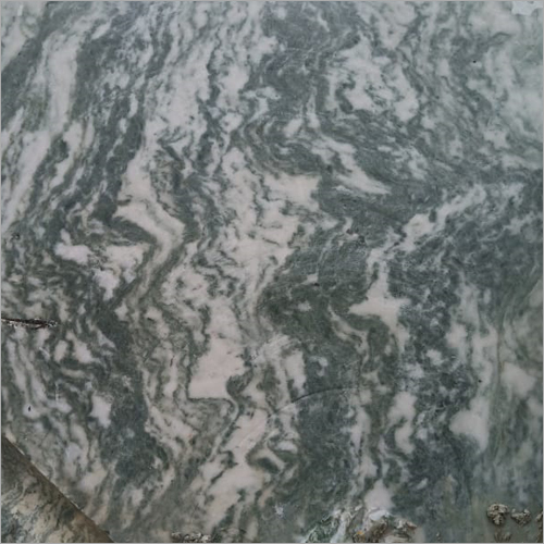 White Grey Marble Slab