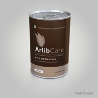 ArlibCare Health Promoter Drink Powder with Biotin & DHA