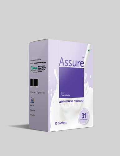 Assure (Creamy Vanilla Flavour)
