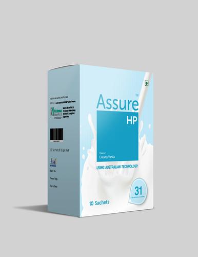 Assure HP (Creamy Vanilla Flavour)