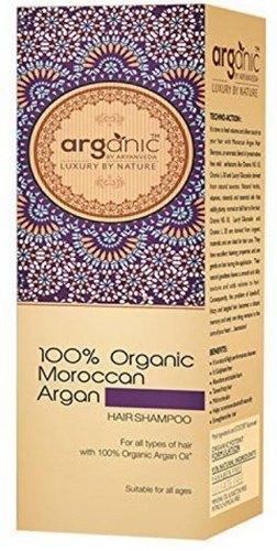 Hair Organic Shampoo