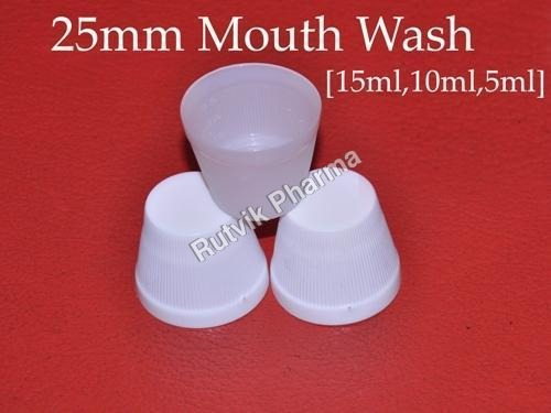 Mouth Wash Caps