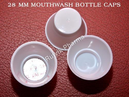 28 Mm Mouthwash Caps