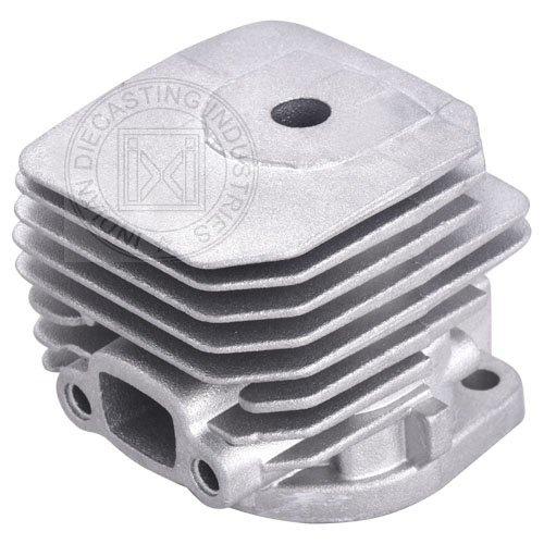 Aluminum Die Cast Bike Cylinder Head