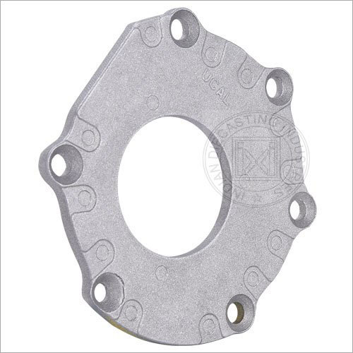 Aluminum Oil Pump Gear Plate